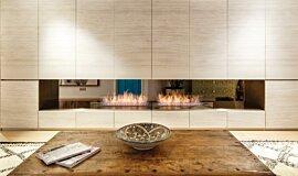 Fujiya Mansions EcoSmart Fire Ethanol Burner Idea