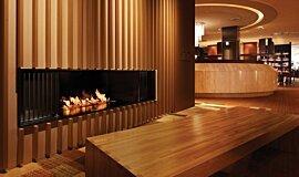 Keio Plaza Hotel EcoSmart Fire Ethanol Burner Idea