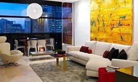 Lumiere EcoSmart Fire Designer Fireplace Idea