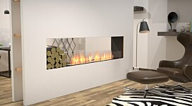 Flex 86DB.BX1 Fireplace Insert - In-Situ Image by EcoSmart Fire
