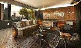 Private Balcony Idea