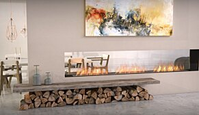 Flex 122DB  - In-Situ Image by EcoSmart Fire