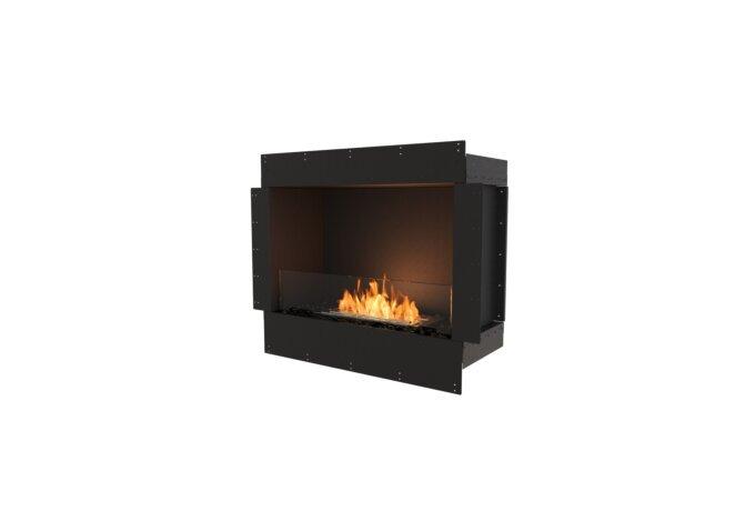Flex 32SS Single Sided - Ethanol / Black / Uninstalled View by EcoSmart Fire