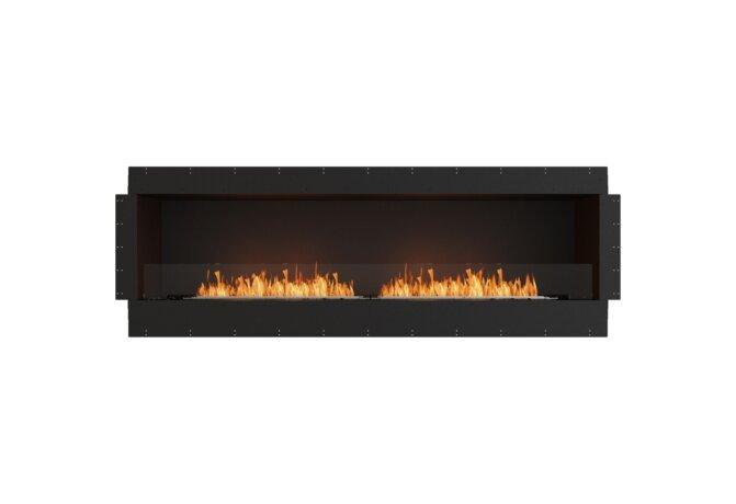Flex 86SS Single Sided - Ethanol / Black / Uninstalled View by EcoSmart Fire