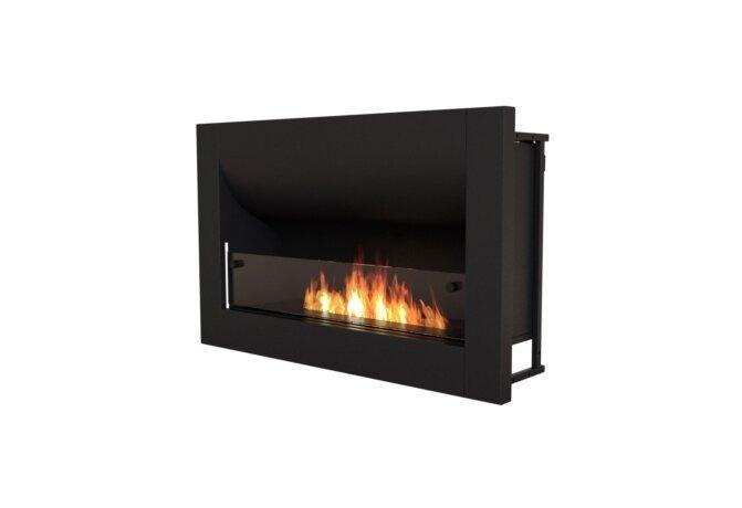 Firebox 920CV Curved Serie - Ethanol / Black by EcoSmart Fire