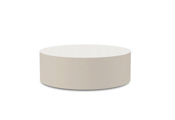 Circ L1 Coffee Table - Bone by Blinde Design