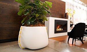Stitch 125 Planter - In-Situ Image by Blinde Design