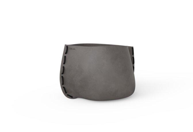 Stitch 50 Planter - Natural / Black by Blinde Design
