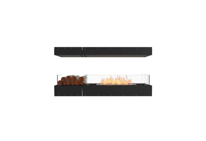 Flex 60IL.BX1 Island - Ethanol / Black / Uninstalled View by EcoSmart Fire