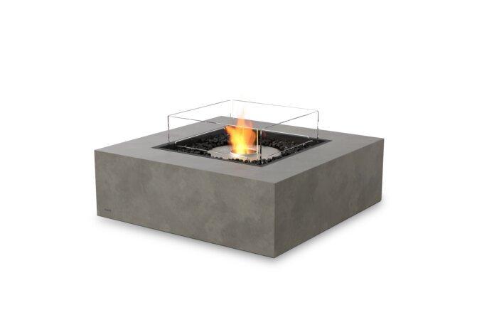 Base 40 Fire Pit - Ethanol / Natural / Optional Fire Screen by EcoSmart Fire
