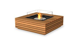 Base 40 Fire Pit Table - Studio Image by EcoSmart Fire
