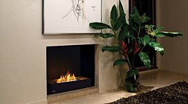 Grate 30 Fireplace Insert - In-Situ Image by EcoSmart Fire