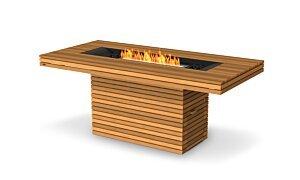 Gin 90 (Bar) Fire Pit - Studio Image by EcoSmart Fire
