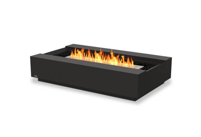 Cosmo 50 Fire Pit - Ethanol / Graphite by EcoSmart Fire