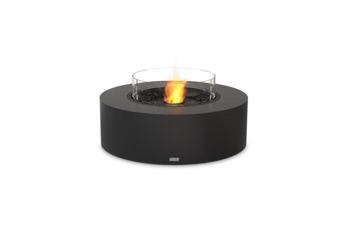 Ark 40 Fire Pit - Ethanol - Black / Graphite / Optional Fire Screen by EcoSmart Fire