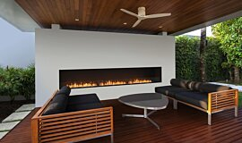 Flex 158SS Single Sided Fireplace by EcoSmart Fire Idea