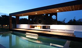Portsea Private Pool Pavilion Idea