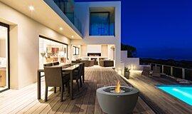 Outdoor Deck Idea
