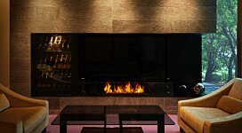 XL1200 Built-In - In-Situ Image by EcoSmart Fire