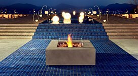 Base Fire Pit - In-Situ Image by MAD Design Group