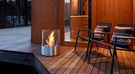 Glow Fire Pit - In-Situ Image by MAD Design Group