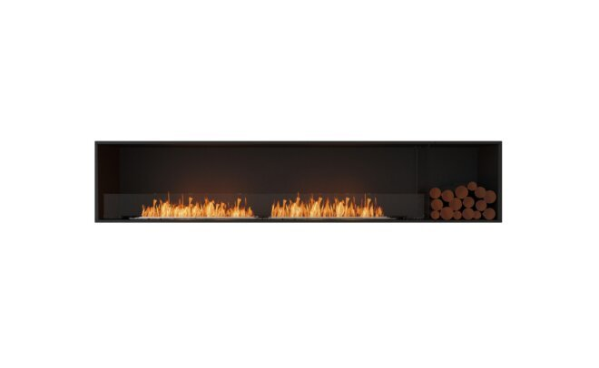 Decorative Box Right - Flex Fireplace Inserts by MAD Design Group