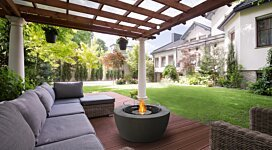 POD40 Fire Pit Bowl - In-Situ Image by EcoSmart Fire