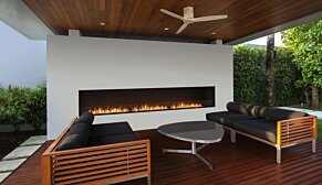 Flex 122SS.BXL  - In-Situ Image by EcoSmart Fire