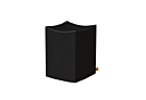 Tank Cover (Teak) Outdoor Cover - Black by EcoSmart Fire