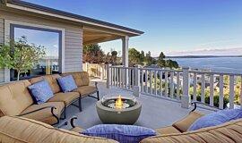 Outdoor Balcony Idea