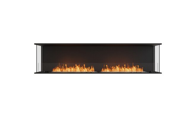 Bay Fireplace Insert by MAD Design Group